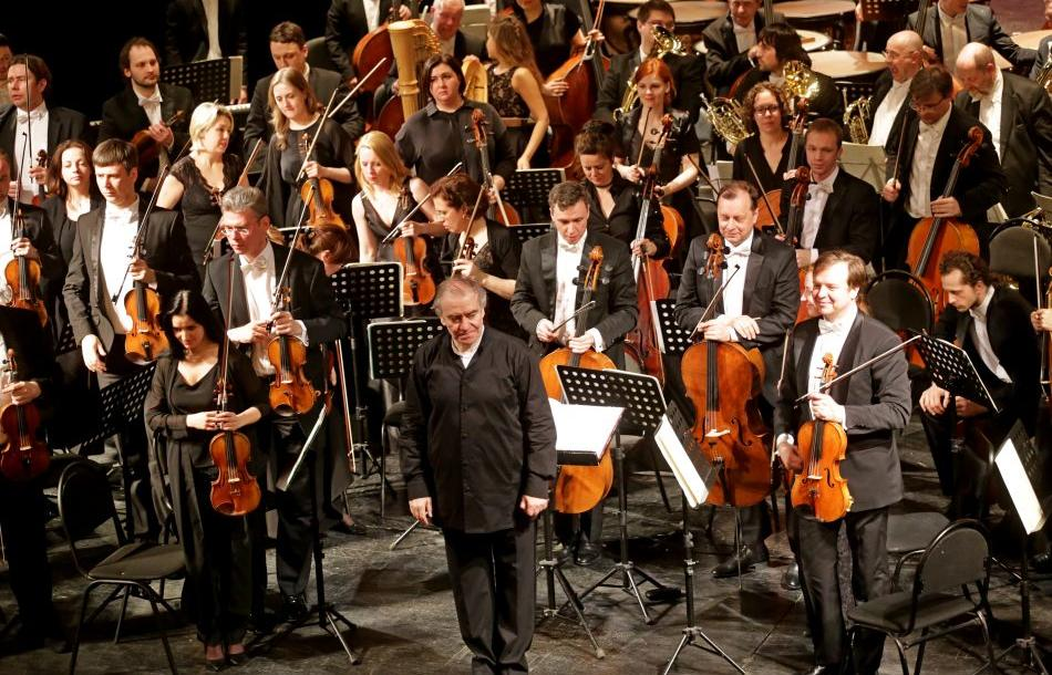 В центре Твери перекроют движение для концерта симфонического оркестра - новости Афанасий