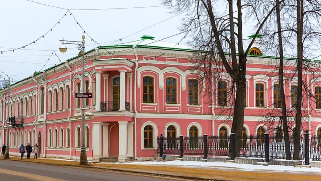 Тверской краеведческий музей открывается после реставрации