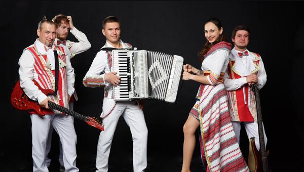 Этно-поп группа «FolkStar» впервые выступит в Твери