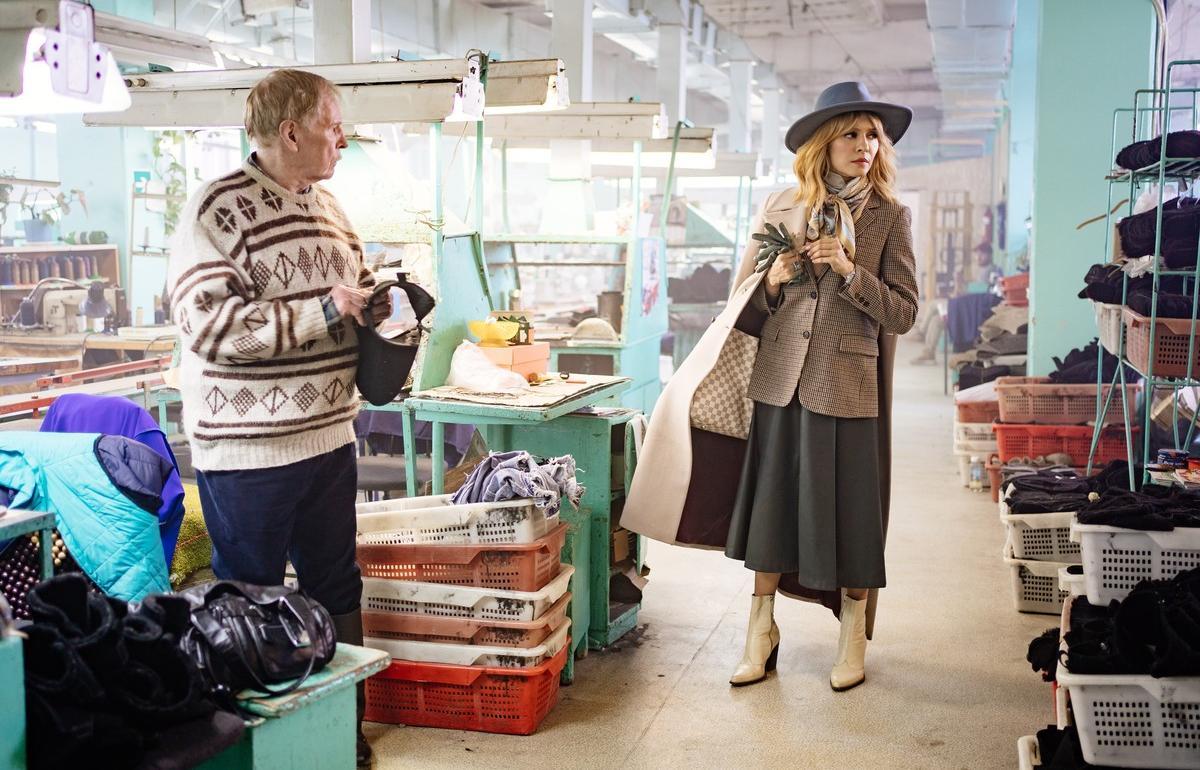 Сериал «Жена олигарха», снятый в Кимрах Тверской области, покажут на СТС - новости Афанасий