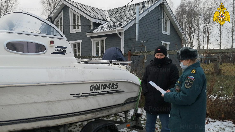 В Тверской области сотрудники ГИМС следят за тем, чтобы рыбаки не выезжали на воду на лодках - новости Афанасий