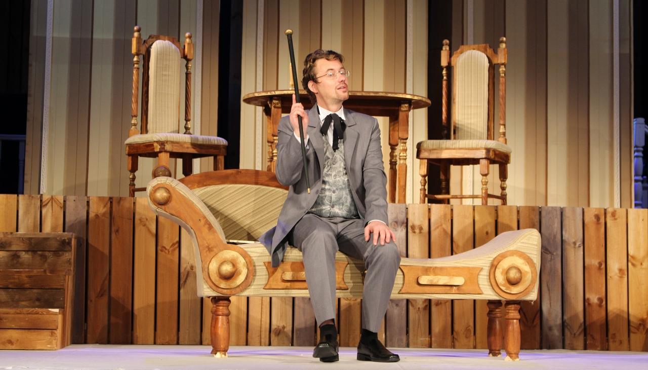 Актер Кимрского театра скоропостижно скончался на 35-м году жизни