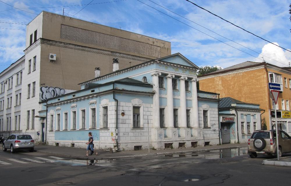 В центре Твери отремонтируют старинную усадьбу и разместят там музей художника Сидорова - новости Афанасий