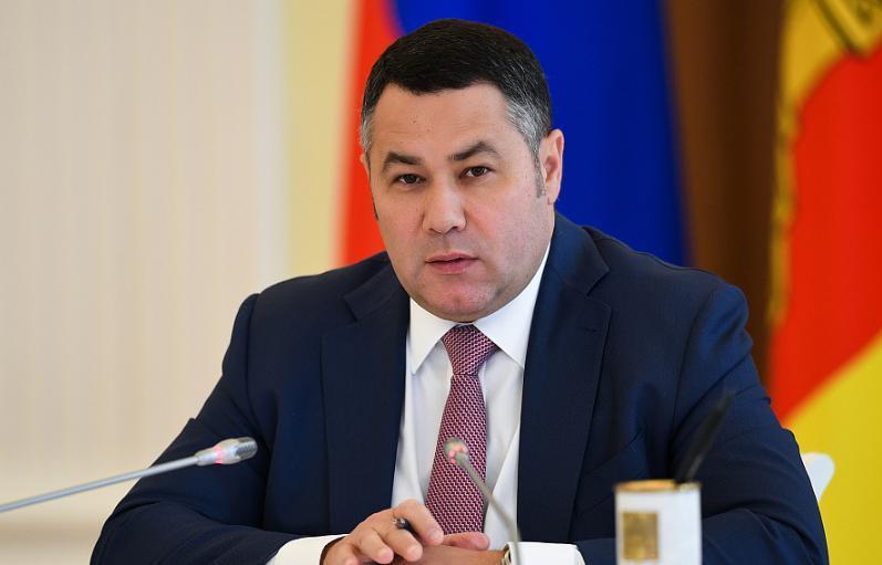 Игорь Руденя возглавил региональное отделение «Единой России» - новости Афанасий