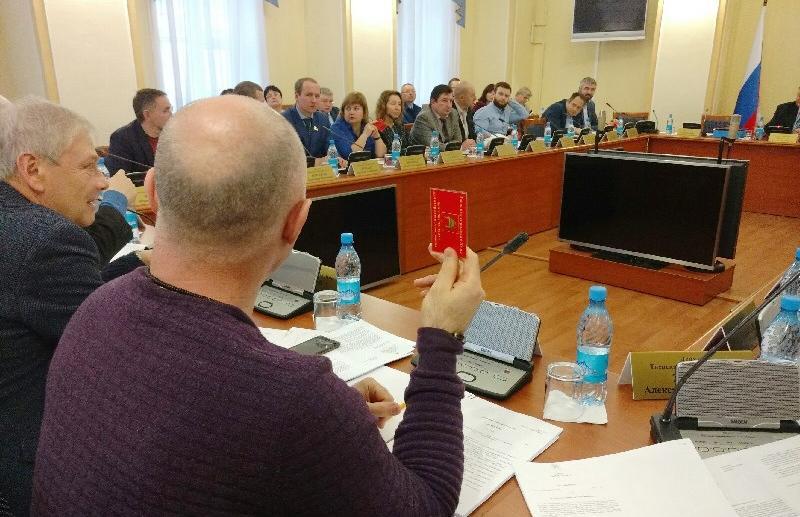 Депутаты в Твери наденут маски и вернутся к старому регламенту - новости Афанасий