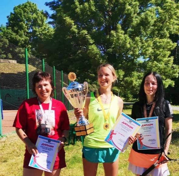 Спортсмены Калининской АЭС успешно выступили на открытом Всероссийском турнире по теннису