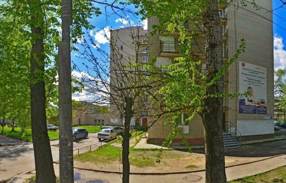 Общежития ТвГУ на Спортивном переулке в Твери огородят забором - новости Афанасий