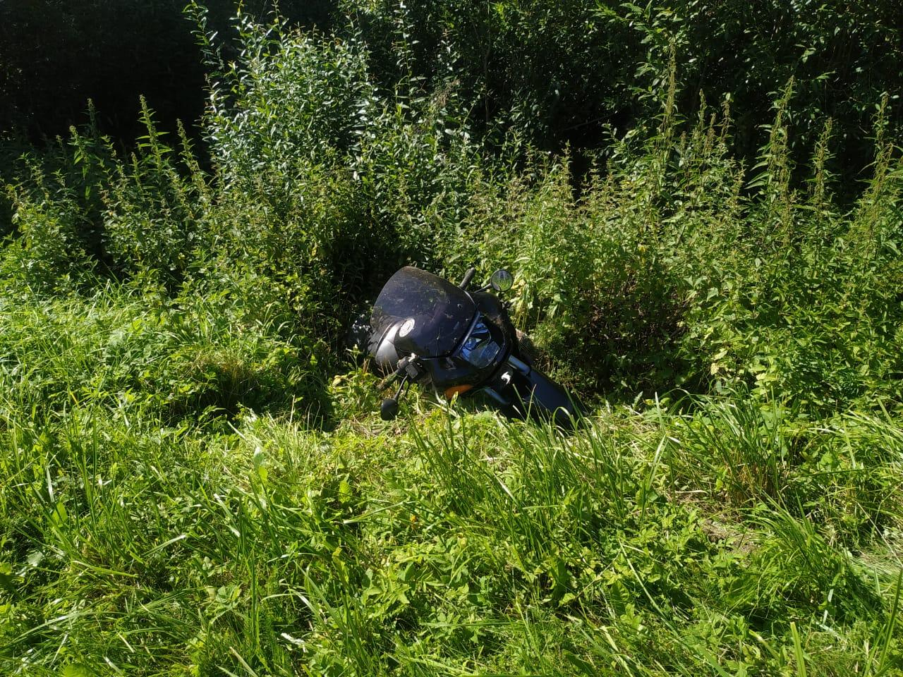 В Тверской области попавший в ДТП мотоциклист доставлен в больницу - новости Афанасий