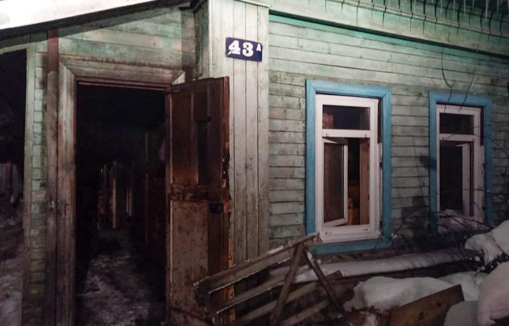 В Твери в огне пожара погибли четыре человека - новости Афанасий