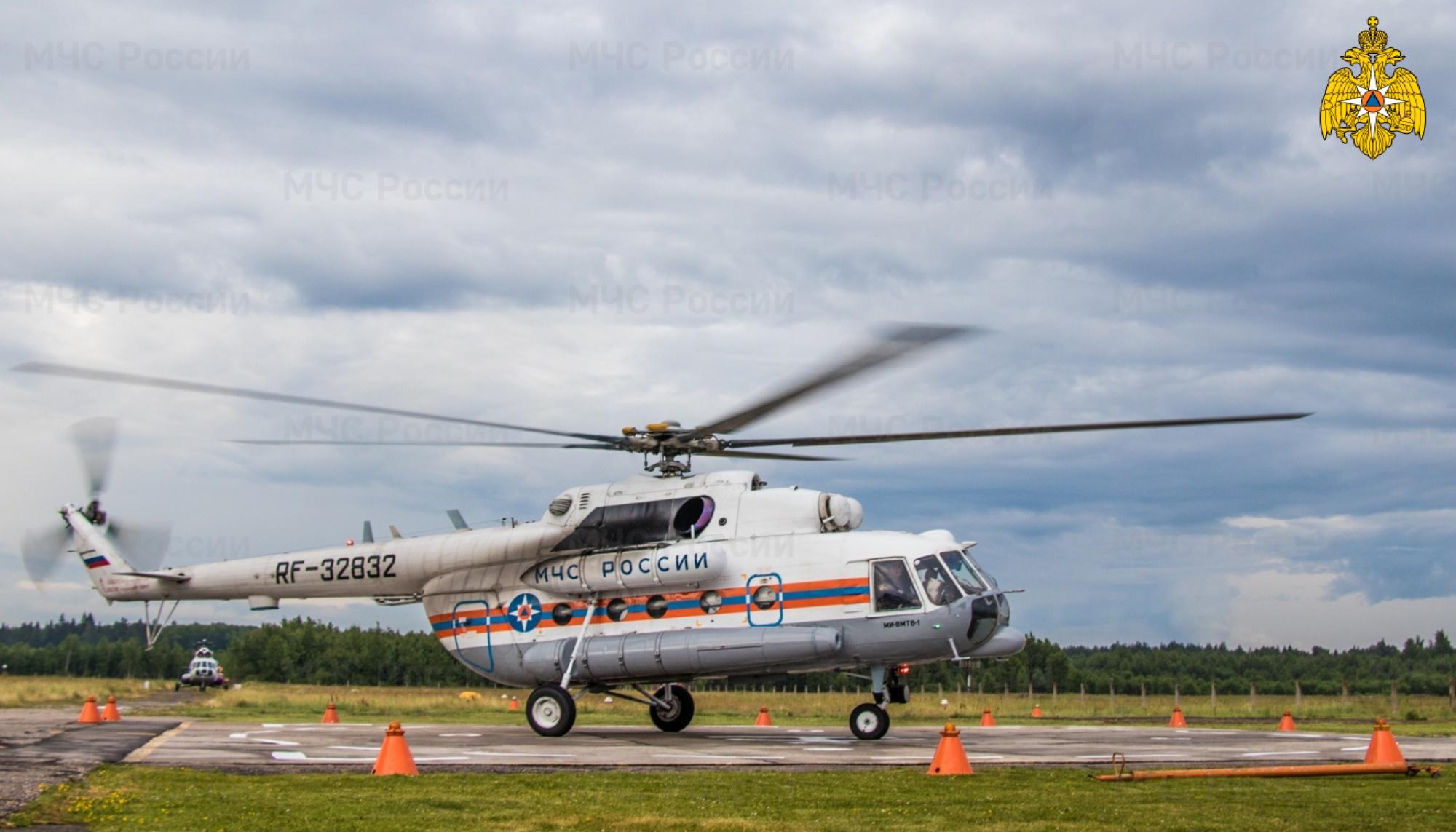 «Крылатая скорая» спасла еще несколько жизней в Тверской области - новости Афанасий