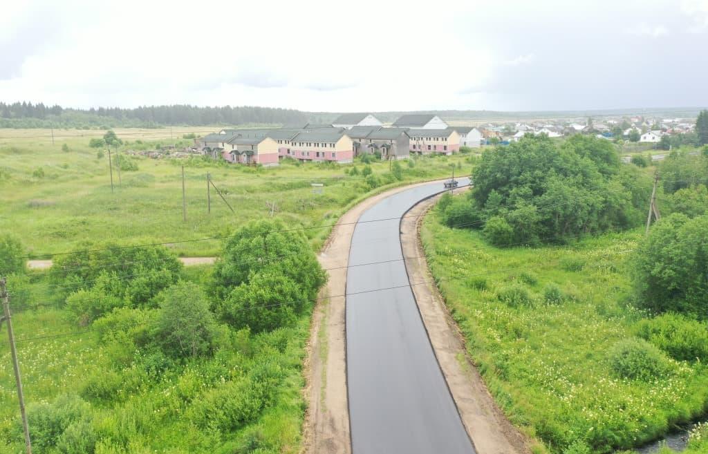 Еще 22 км дороги Красномайский - Фирово в Тверской области отремонтируют в 2020 году - новости Афанасий