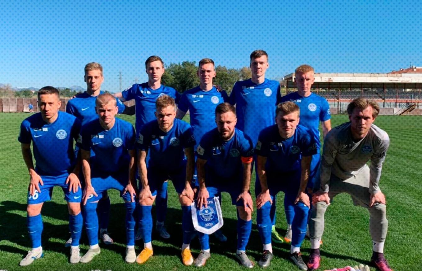 Второй матч с командой из Казахстана ФК «Тверь» провел менее успешно, чем первый - новости Афанасий