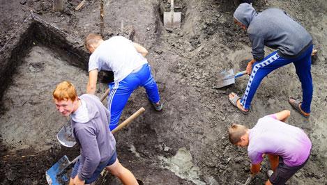 В Твери археологами обнаружены сенсационные находки XII века