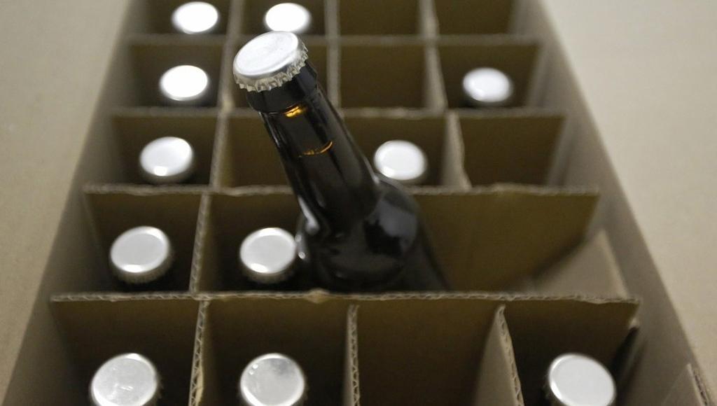 В магазине в Тверской области грабитель вернул ящик пива, не сумев его унести - новости Афанасий