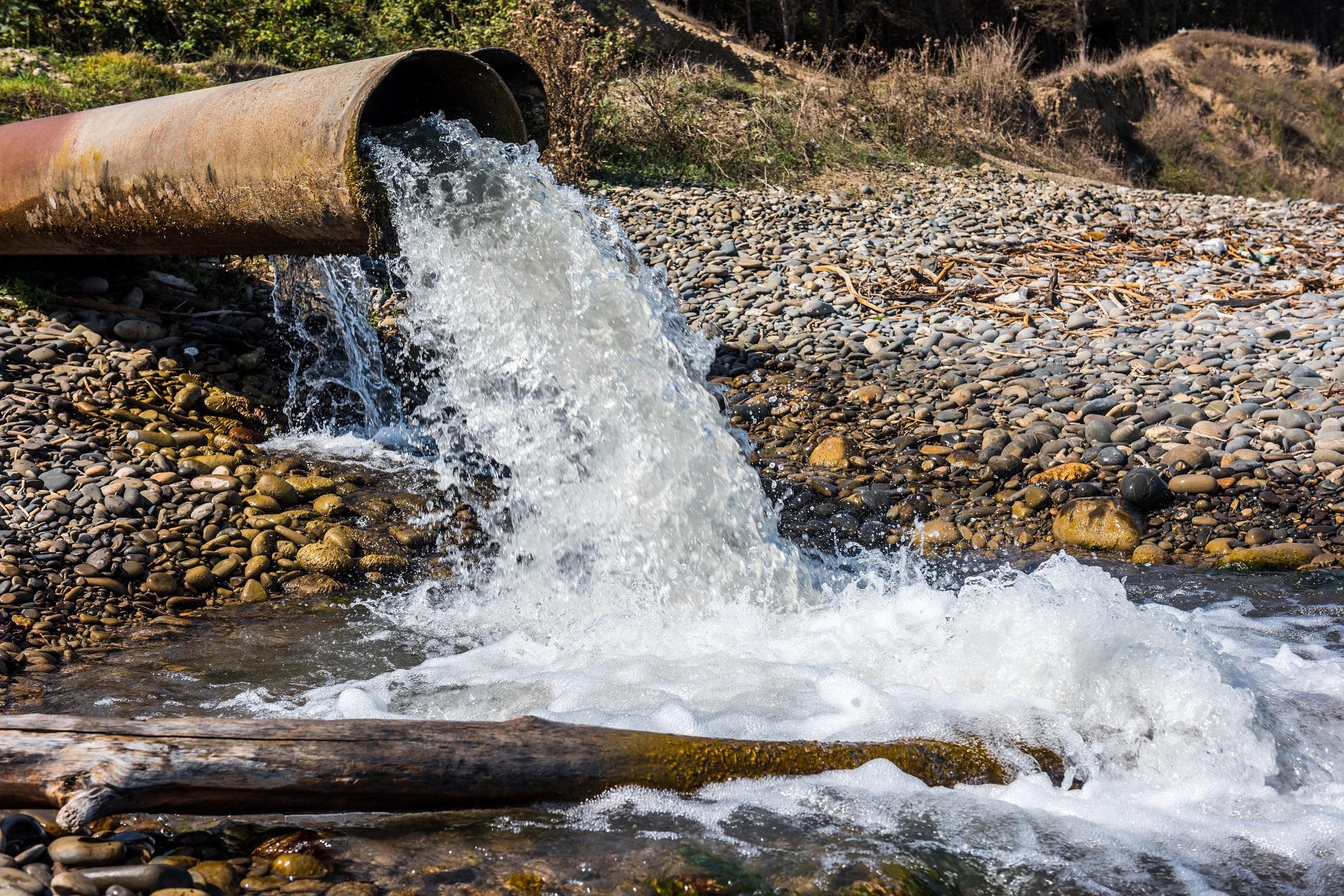 Кимрское ООО «ВКХ» сбрасывает недостаточно очищенные стоки в Угличское водохранилище