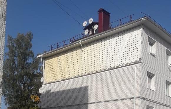 В Тверской области обрушилась часть стены жилого дома - новости Афанасий