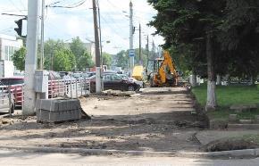 В центре Твери отремонтируют тротуары - новости Афанасий