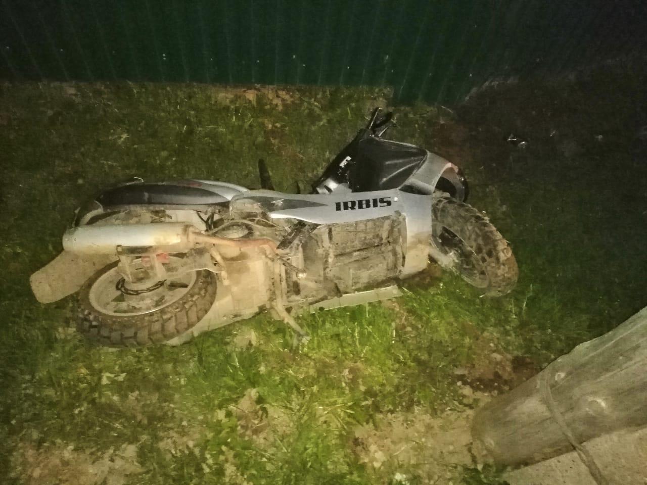В Тверской области в ДТП погиб водитель скутера