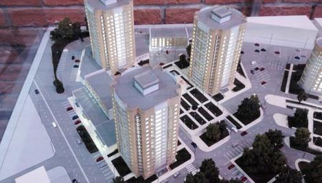 """Трехмерную модель нового жилого квартала Твери можно увидеть в ТРЦ """"Рубин"""""""
