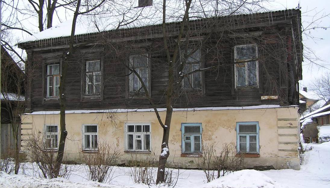 В Тверской области не оставили и следа от памятника архитектуры