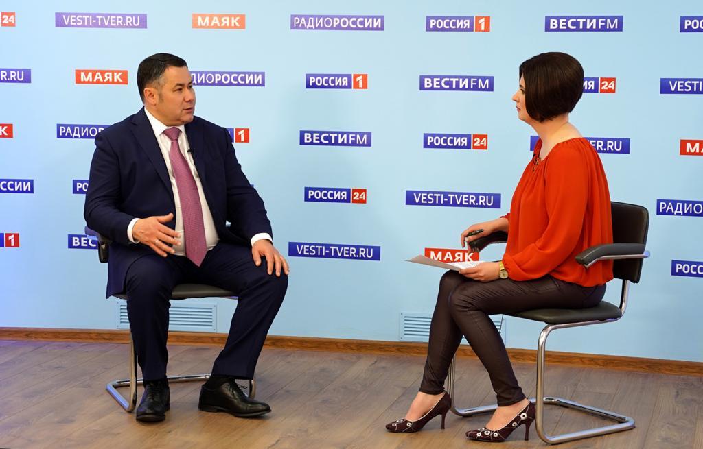 В Тверской области не отмечено случаев тяжёлого течения коронавируса среди детей  - новости Афанасий