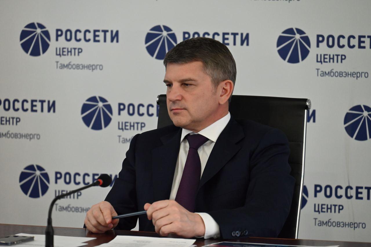 Игорь Маковский провел в Тамбове совещание по профилактике производственного травматизма