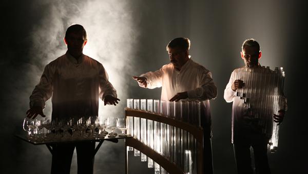 В Твери прозвучит стеклянная музыка в исполнении уникального «Хрустального трио»