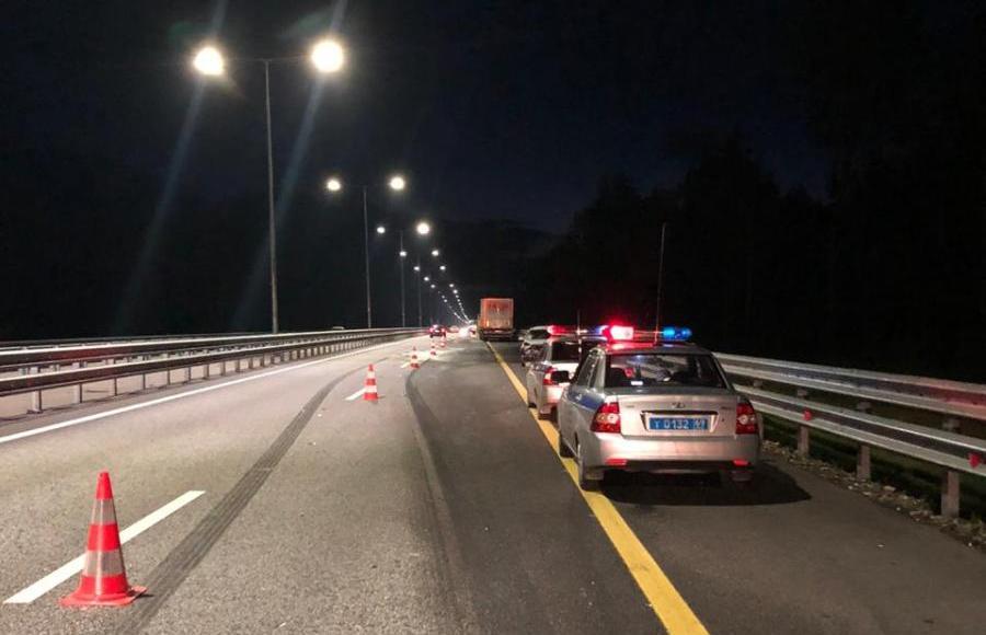 Годовалый ребенок пострадал в ДТП на трасс М11 в Тверской области - новости Афанасий