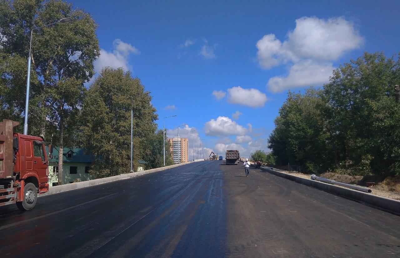 В Твери движение по Бурашевскому путепроводу открыли для пешеходов и велосипедистов - новости Афанасий