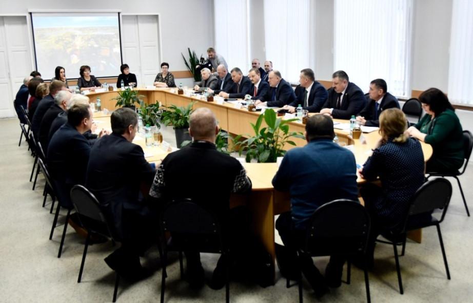 Первый в текущем году «Парламентский день» прошел в Торопецком районе - новости Афанасий