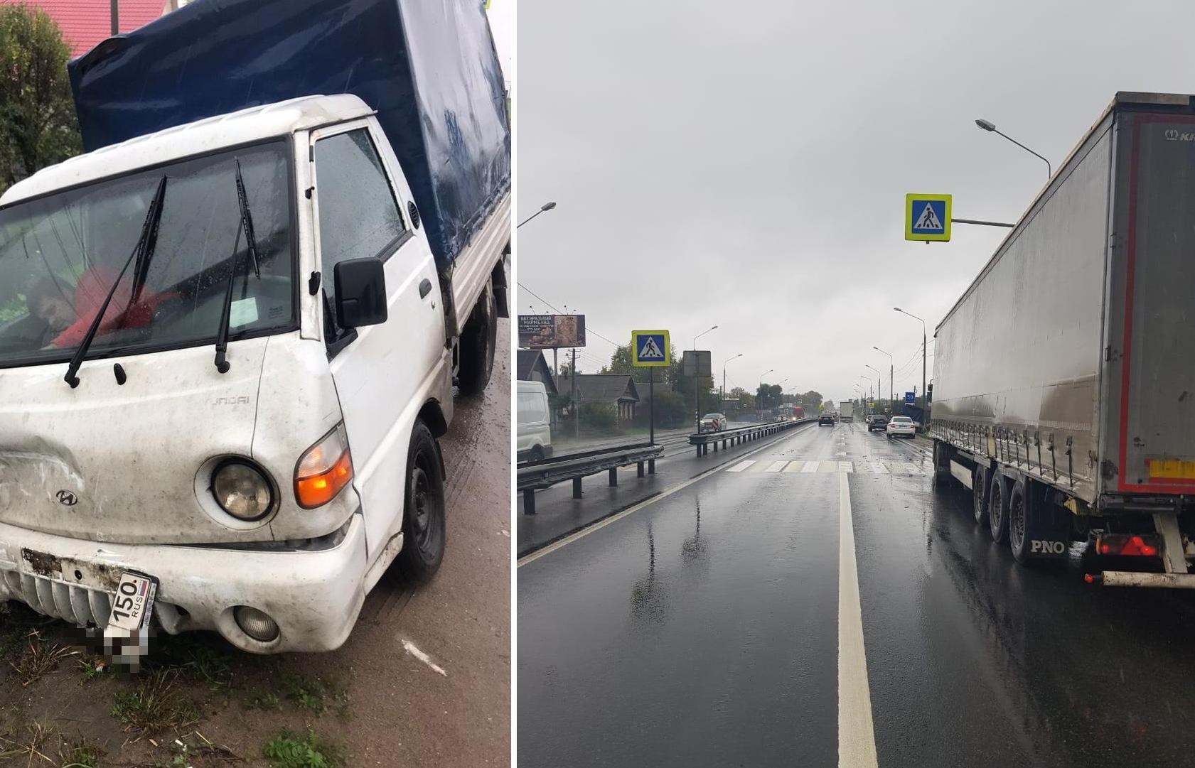 Под Тверью на М10 столкнулись три автомобиля - новости Афанасий
