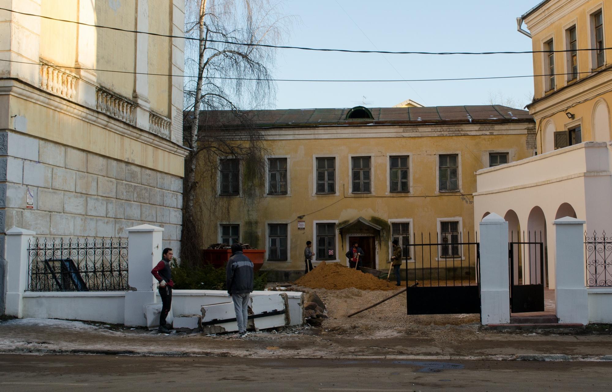 В Твери после ремонта в памятнике архитектуры разрабатывают проектную документацию - новости Афанасий