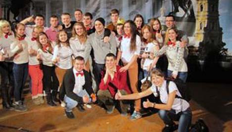 Тверские «Плюшки имени Ярослава Гашека» заняли третье место в финале лиги КВН «Балтика»