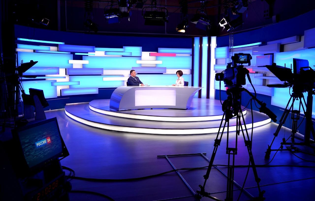 Губернатор Игорь Руденя в прямом эфире ответит на вопросы жителей Тверской области - новости Афанасий