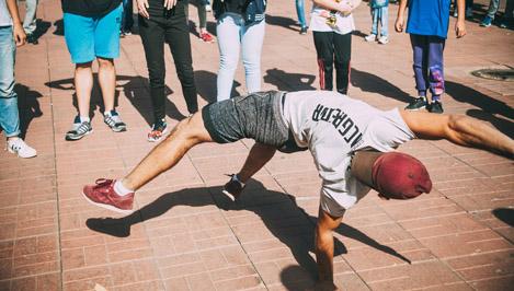 Тверитян приглашают на фестиваль хип-хоп танцев