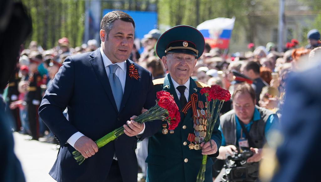 В Верхневолжье пройдет Областной конкурс патриотической песни «Салют Победы»