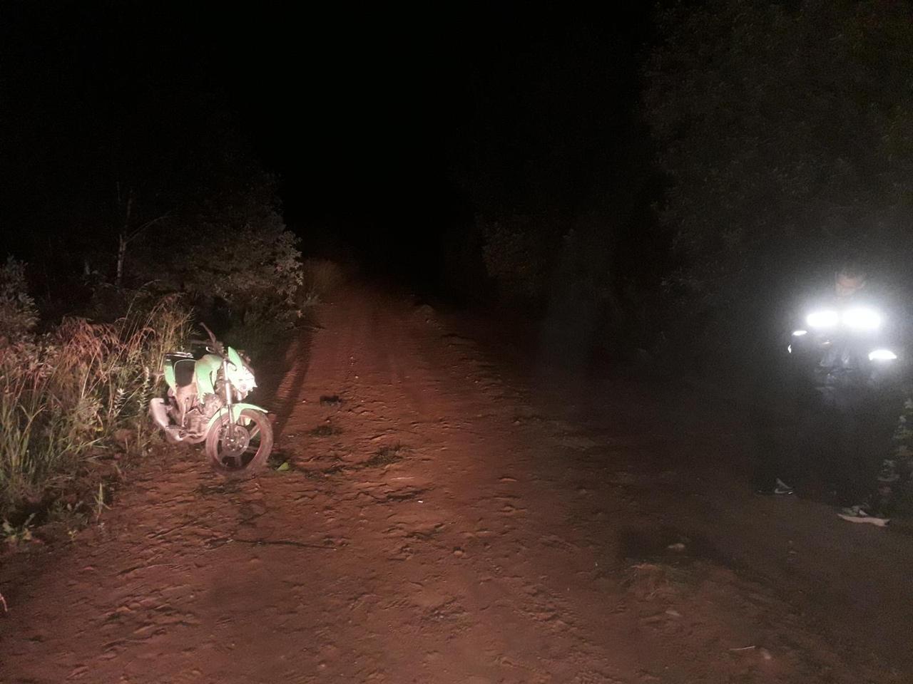 В Тверской области мотоциклист на темной дороге упал в кювет - новости Афанасий