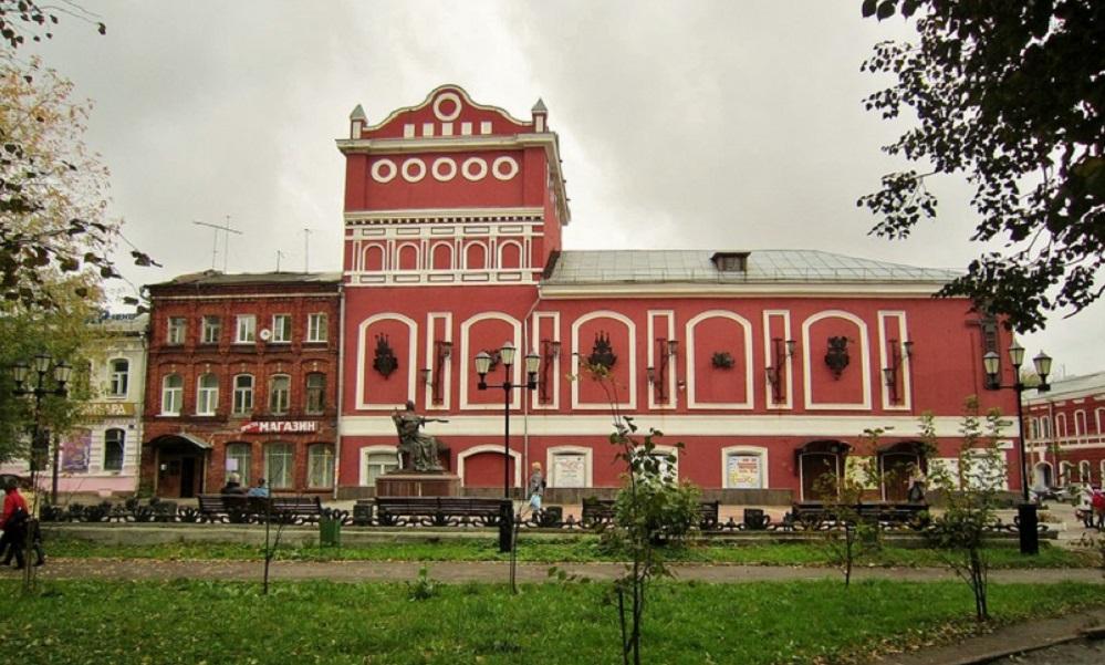 На разработку документации по зданию драмтеатра в Вышнем Волочке выделено более 1,2 млн рублей - новости Афанасий