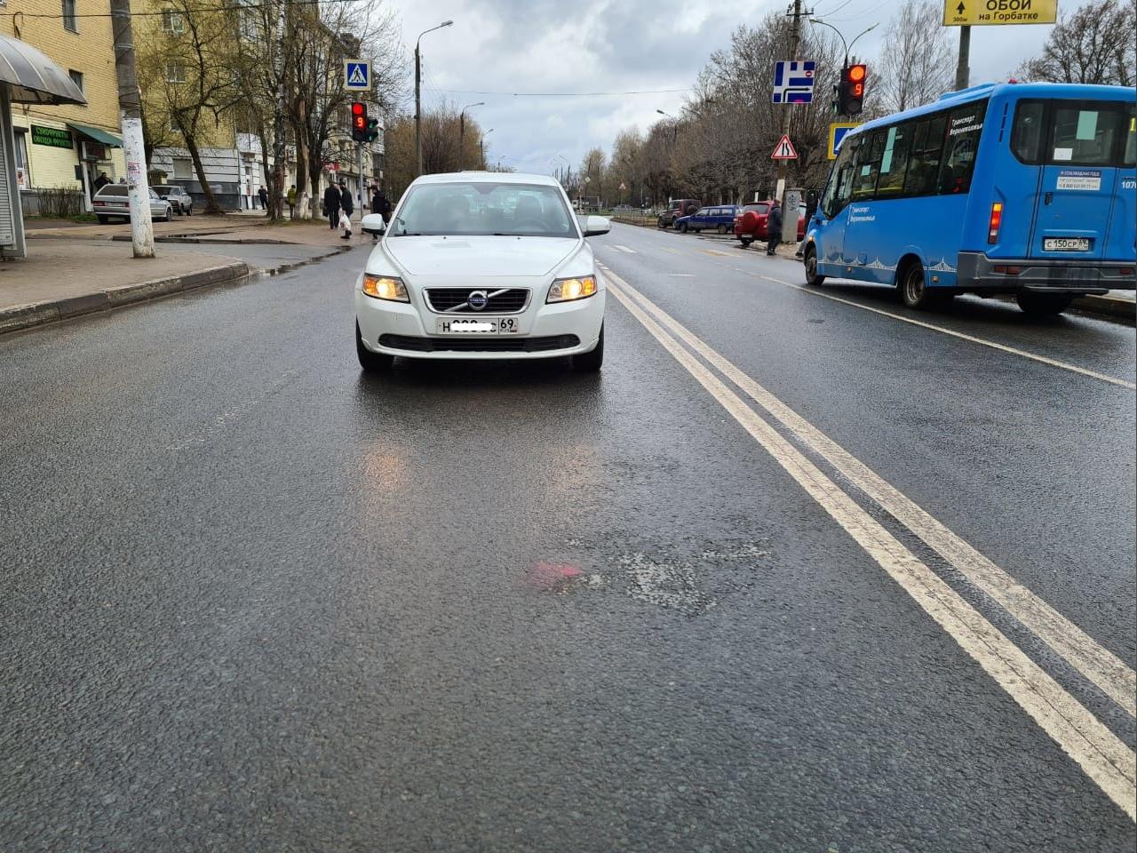 Пожилую женщину сбили на Петербургском шоссе в Твери - новости Афанасий