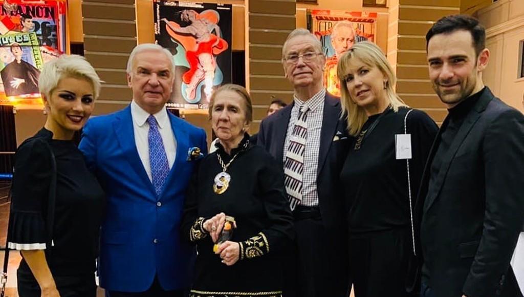 Арсен Агамалян и Оксана Васильева номинированы на премию «Душа танца» 2021 года - новости Афанасий
