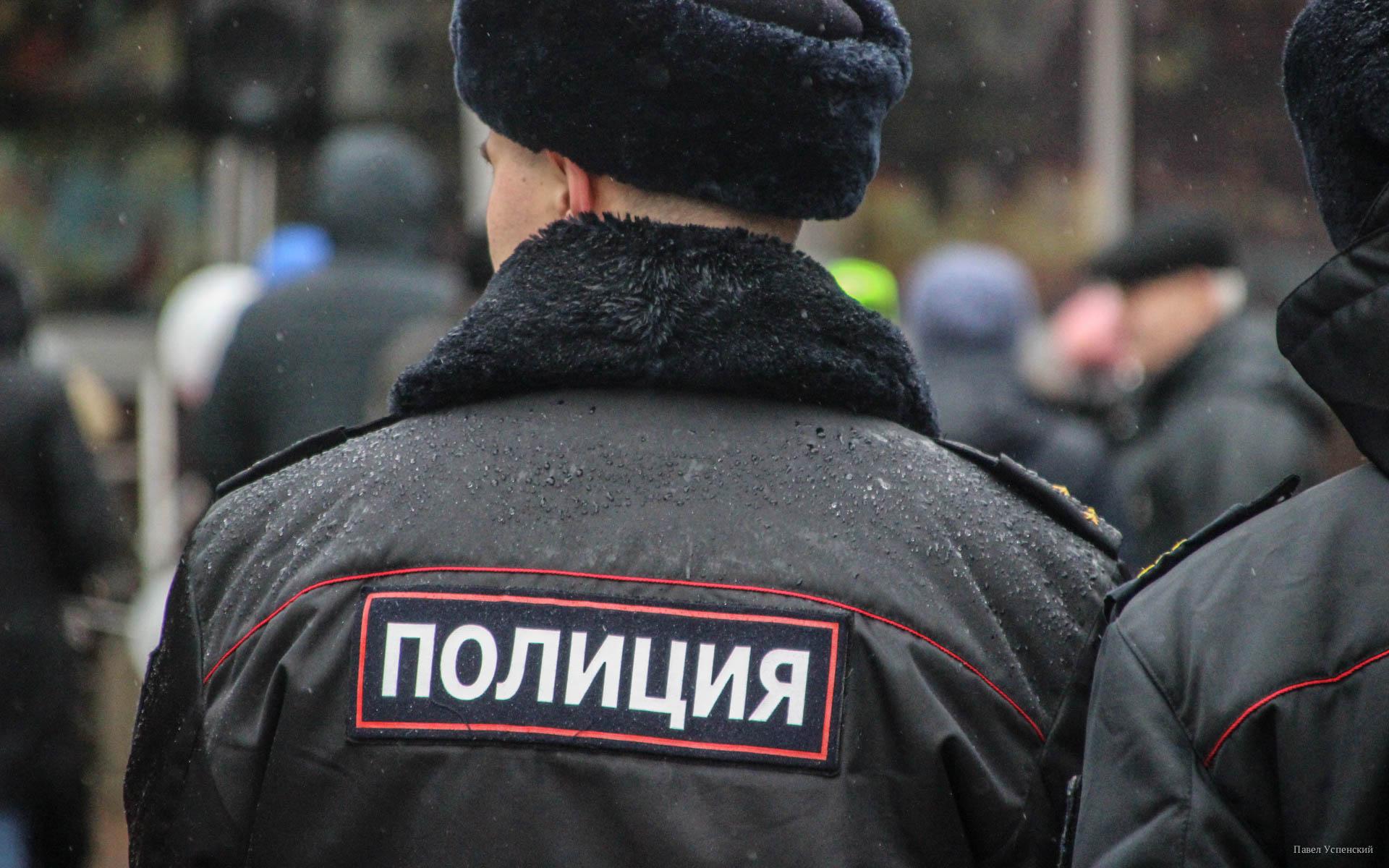 Тверская полиция не советует гражданам выходить на несогласованные акции - новости Афанасий