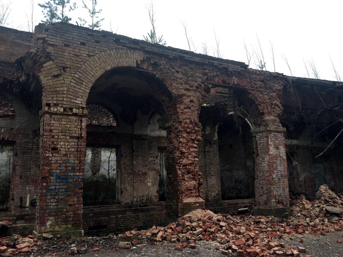 Объявлен конкурс на разработку проекта реставрации торговых рядов в Вышнем Волочке - новости Афанасий
