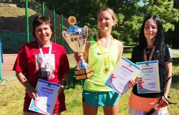Спортсмены Калининской АЭС успешно выступили на открытом Всероссийском турнире по теннису - новости Афанасий