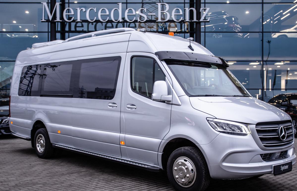 ВТБ Лизинг предлагает малотоннажные автомобили Mercedes-Benz с выгодой до 12% - новости Афанасий