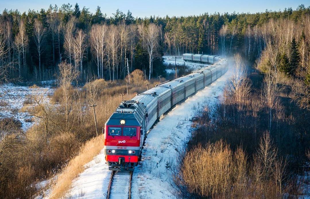 Через Тверскую область пройдет новый поезд - новости Афанасий
