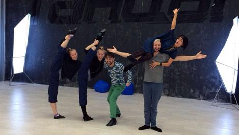 Арсен Агамалян и Оксана Васильева стали постановщиками номеров в шоу «Танцы»