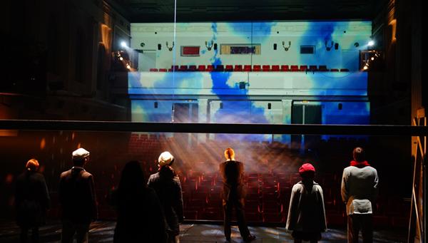 В тверском ТЮЗе прошла премьера спектакля «Завтра была война» / фоторепортаж
