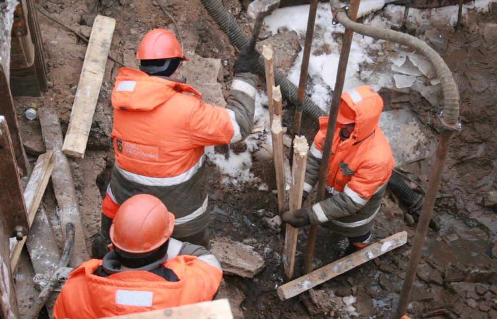 Тверь Водоканал рассказал, почему сроки ремонта на проспекте Победы продлены - новости Афанасий