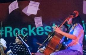 В Твери с хитами легендарных рок-звезд выступит оркестр RockestraLive - новости Афанасий