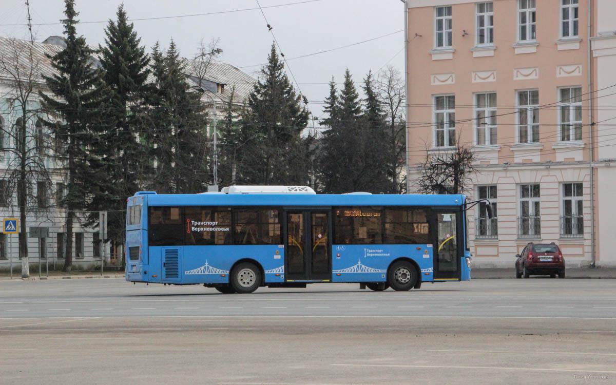 Новые автобусы будут работать на еще двух маршрутах Твери - новости Афанасий